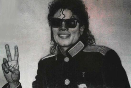 Michael Jackson by japieprze